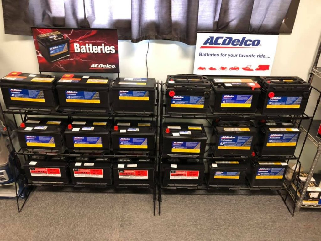 batteries for sale